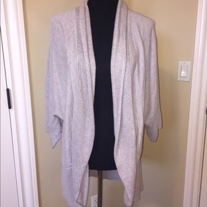 Banana Republic Open Cardigan